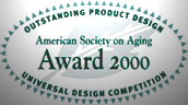 Plum's® ProtectaHip® received the American Society on Aging Award for Ingenuity, Design & Safety Effectiveness