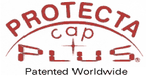 Plum's®ProtectaCap+Plus® Advanced Protective Helmet Logo